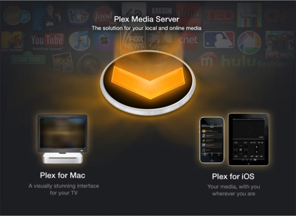 how to download movies from plex server