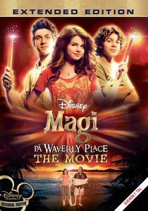 Magi på Waverly Place: The Movie poster