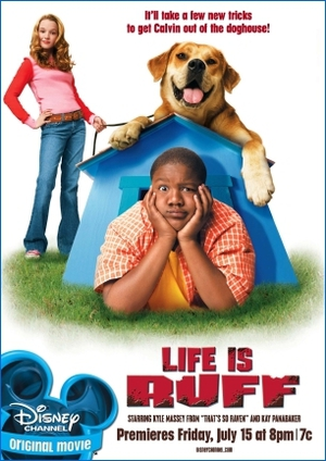 Life is Ruff poster