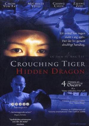 Crouching Tiger, Hidden Dragon poster