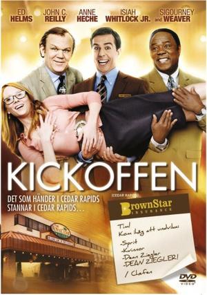Kickoffen poster