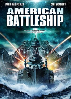American Battleship poster