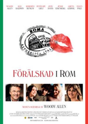 Förälskad i Rom poster