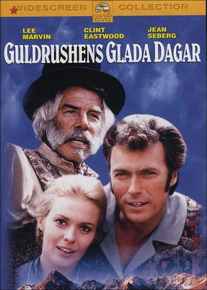 Guldrushens glada dagar poster