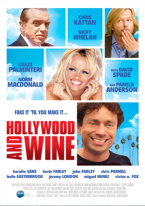 Hollywood and Wine poster
