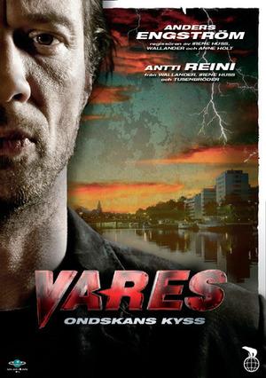 Vares - Ondskans kyss poster