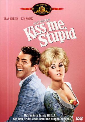 Kyss mej dumbom poster
