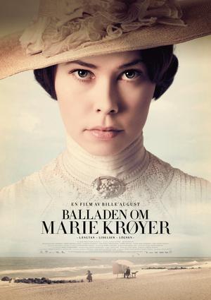 Balladen om Marie Krøyer poster