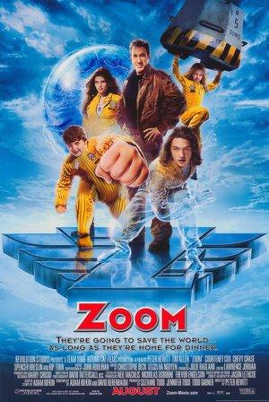 Zoom - Skolan för superhjältar poster