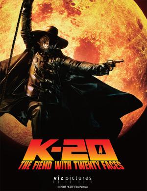 K-20 poster