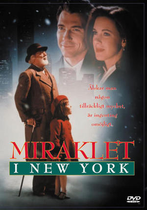Miraklet i New York poster