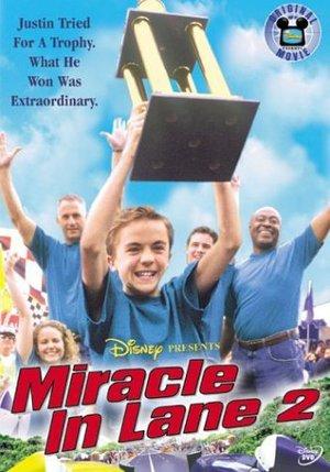 Mirakel på bana 2 poster