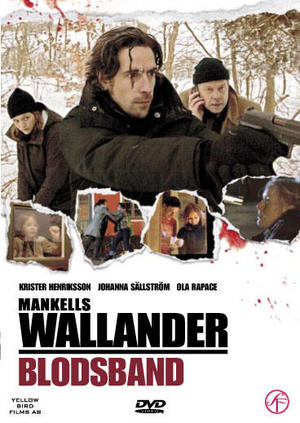 Wallander - Blodsband poster