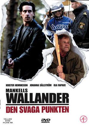Wallander - Den svaga punkten poster