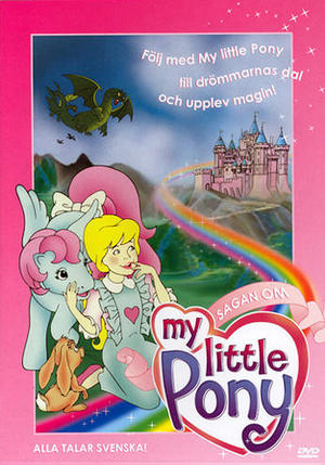 My Little Pony - The Movie poster