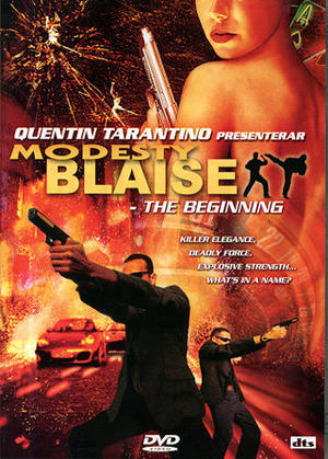 Modesty Blaise - The Beginning poster