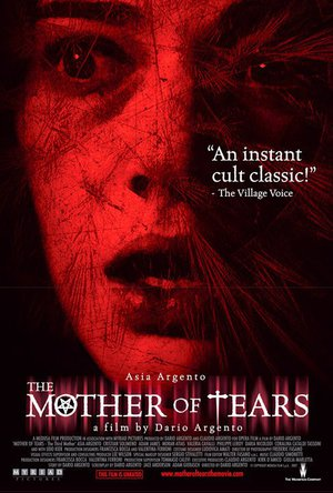 Mother of Tears poster