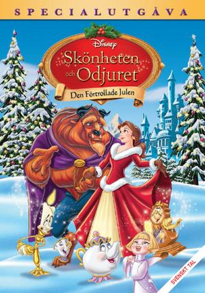 Skönheten och Odjuret - Den förtrollade julen poster