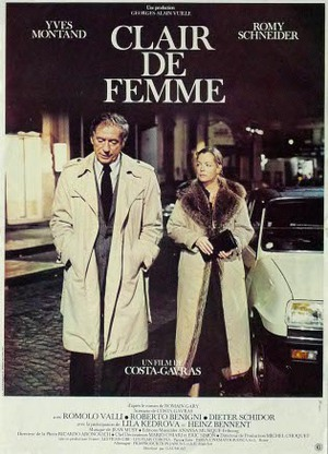 Clair de femme poster