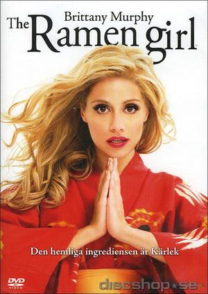 Ramen Girl poster