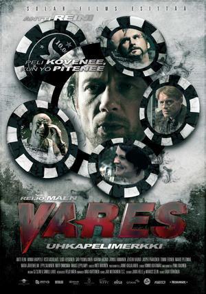 Vares - Spelmarkern poster
