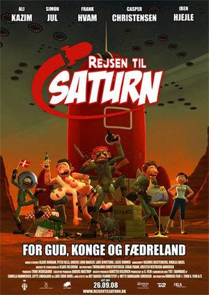Resan till Saturnus poster