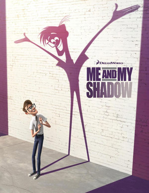 Me And My Shadow poster