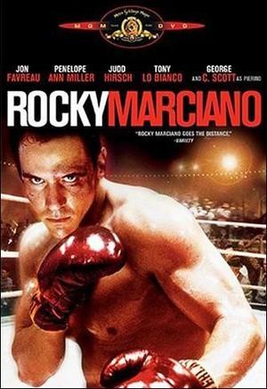 Rocky Marciano - den obesegrade mästaren poster