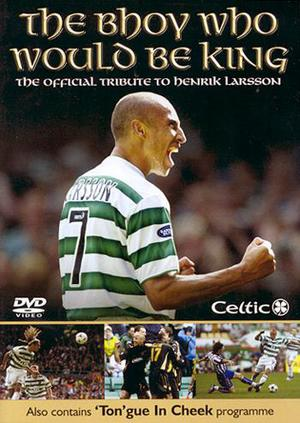 The Bhoy Who Would Be King poster