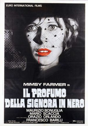The Perfume of the Lady in Black poster