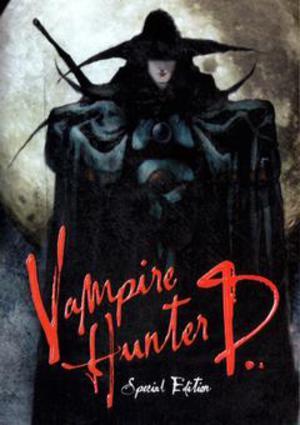 Vampire Hunter D poster