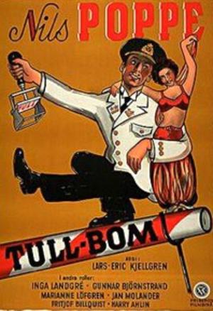 Tull-Bom poster