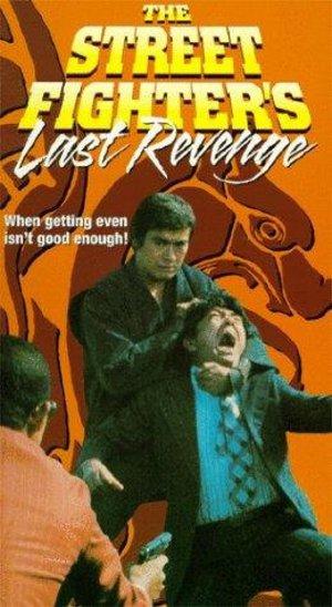 The Streetfighter's Last Revenge poster