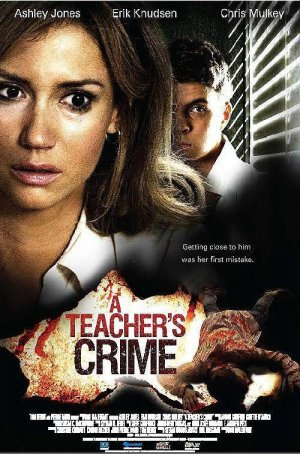 A Teacher's Crime poster