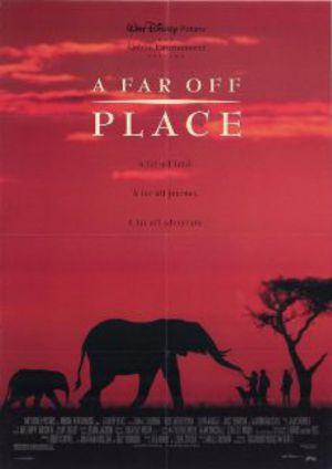 Äventyret i Kalahariöknen poster