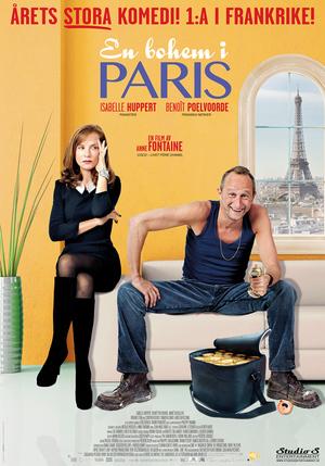 En bohem i Paris poster