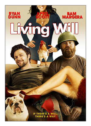 Living Will poster