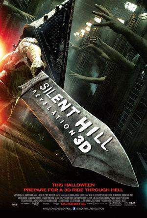 Silent Hill: Revelation poster