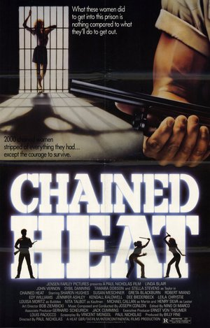 Chained Heat poster