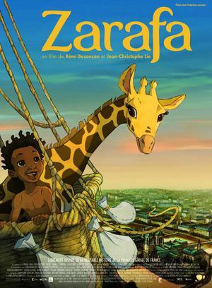 Zarafa poster