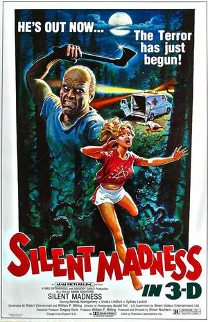 Silent Madness poster
