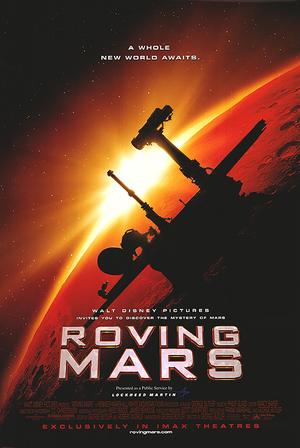 Roving Mars poster