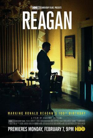 Reagan poster