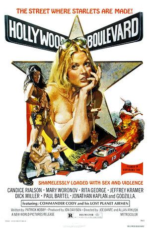 Hollywood Boulevard poster