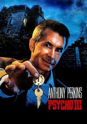 Psycho III poster