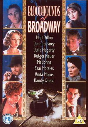 Spårhundar från Broadway poster