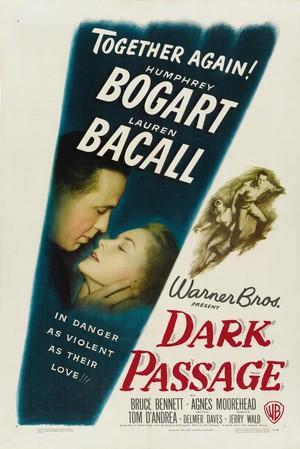 Mörk passage poster