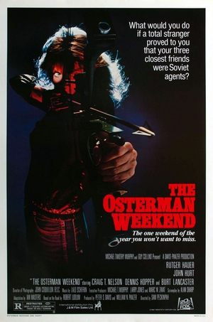 Osterman Weekend poster