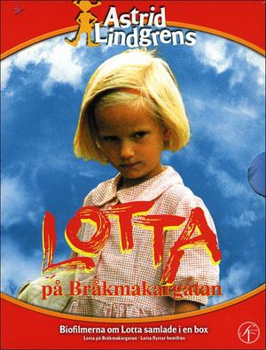 Lotta på Bråkmakargatan poster
