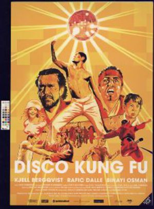 Disco Kung Fu poster